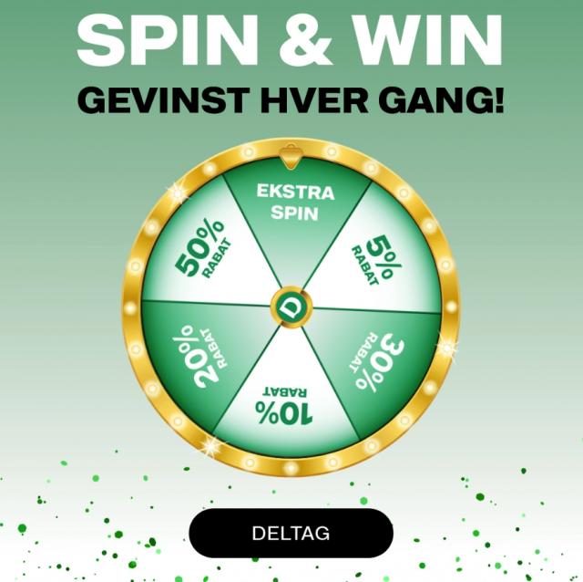 Spin & Win hos Deichmann 🎉