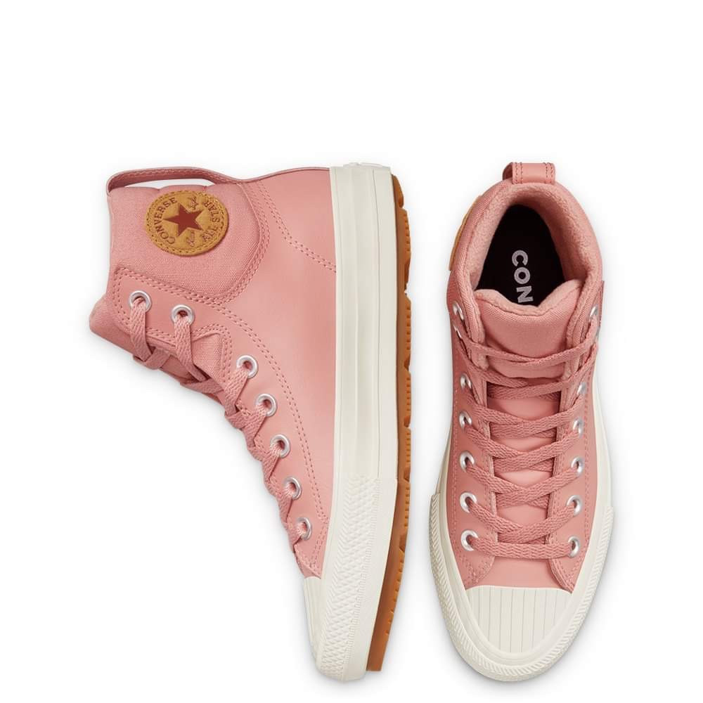 Chuck Taylor All Star Berkshire Boot Leather Pink