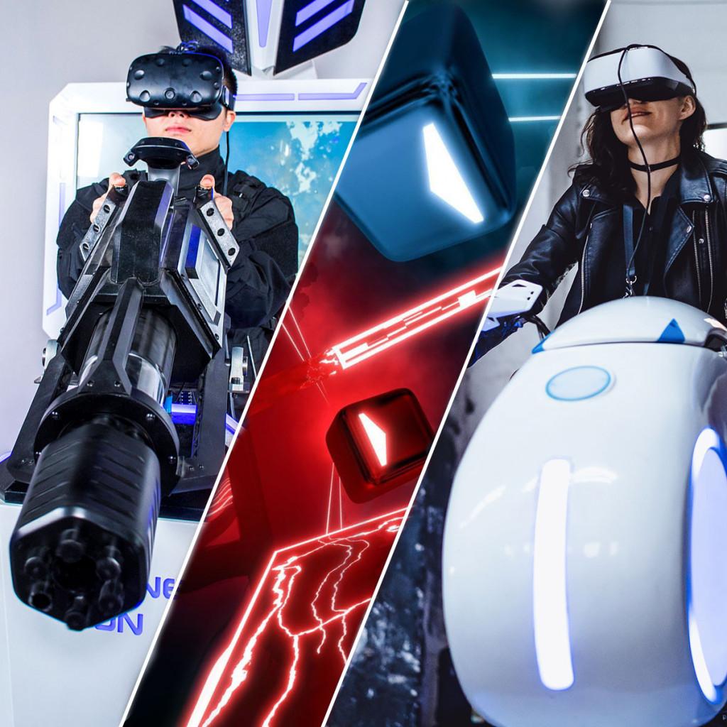 1.000 Forint értékű VR park kupon